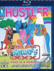 This Ain\'t Smurfs XXX (3D and Blu Ray)
