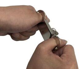 Thumb Steel Cuffs