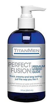 TitanMen Perfect Fusion Premium Hybrid Glide 8 oz