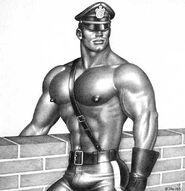 Tom of Finland 5 Speed Silicone Vibe