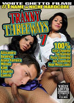 Tranny Threeways #07