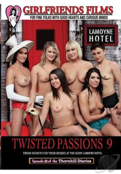Twisted Passions # 9