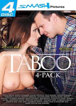 Taboo - 4 Pack
