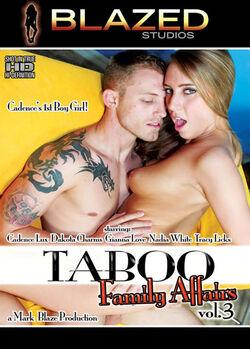 Taboo Family Affairs #03