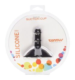 Tantus Suction Cup Accessory Black