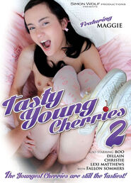 Tasty Young Cherries #02