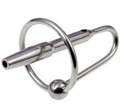 Urethral Stretching Penis Plug & Glans Ring