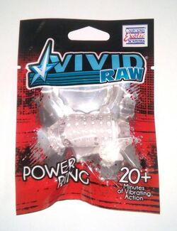 Vivid Raw Power Ring