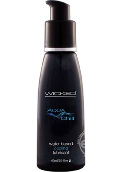 Wicked Aqua Chill Cooling Lube