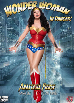 Wonder Woman In Danger